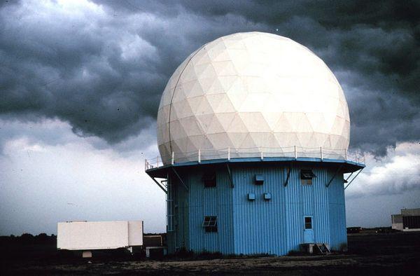 Погодный радар
