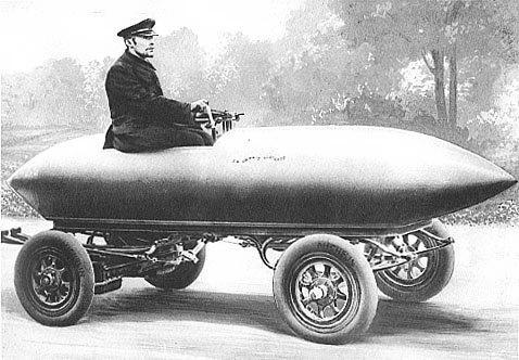 Электромобиль 1899