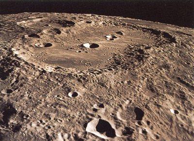 місячні моря