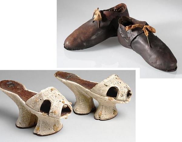 взуття ренесансу