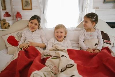постельнее белье для девочек