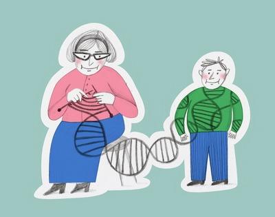 Генетика людини