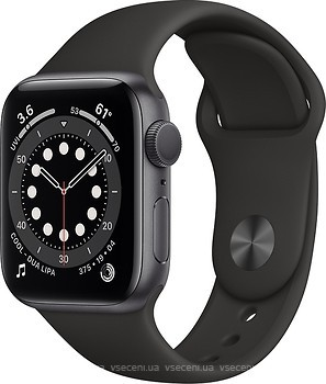 Apple Watch Series 6 Space Gray