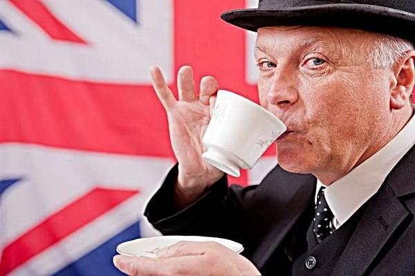 чай в Англії