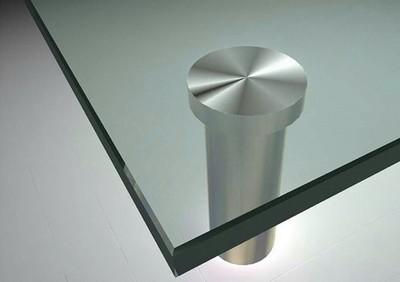 Металл как стекло