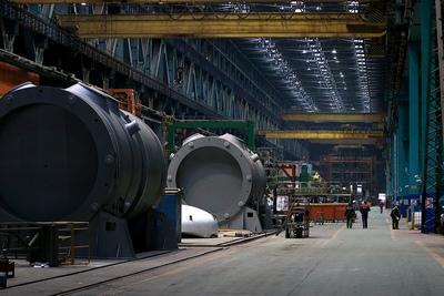 реактор и металлы