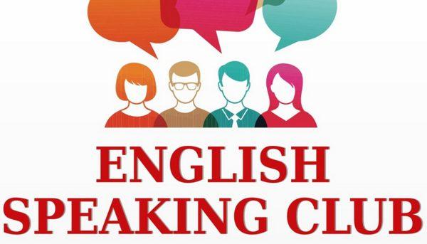 англійський розмовний клуб