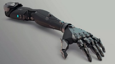 механічна рука
