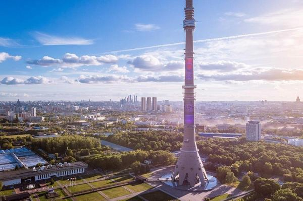 останкінська башта