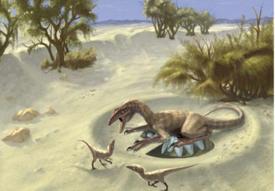 яйця динозаврів