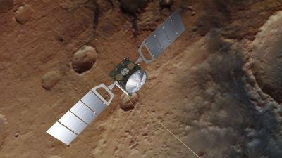 Подземные озера Марса