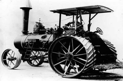 історія трактора