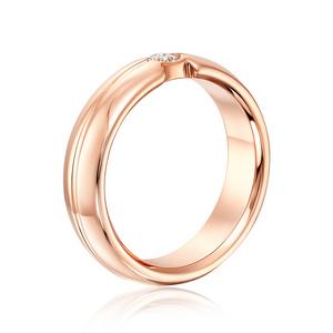 Женское обручальное кольцо