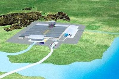 Електростанція з мембран