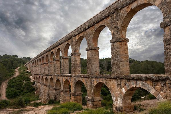 римський акведук
